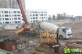 安联钓鱼台壹号项目施工现场(2015.6.12)