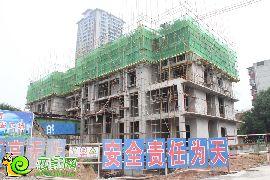 盛锦花园二期4#楼实景图(2015.07.21)