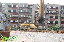 盛锦花园二期2#楼实景图(2015.07.21)