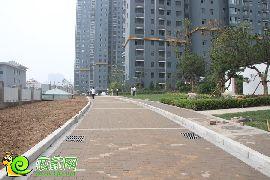 锦绣江南一期园林实景(2015.07.22)