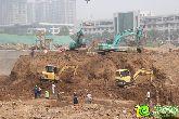盛瑞华庭西区实景图(2015.7.9)