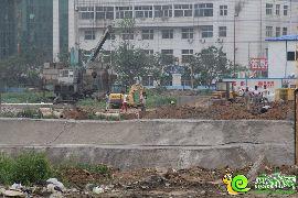盛瑞华庭西区实景图(2015.7.17)