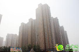 汉成华都4#实景图