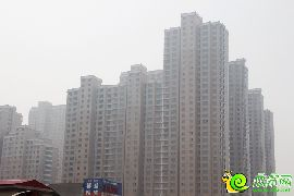 汉成华都4#实景图(2015.08.15)