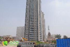 盛锦花园一期实景图(2015.08.06)