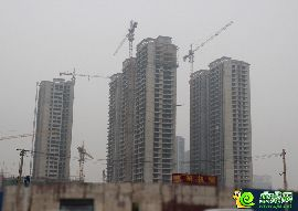 铂尔缦国际公馆实景图(2015.08.19)