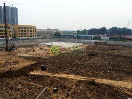 二期土方开挖已经完成