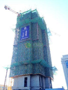 2号楼已出地面18层