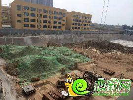 安联钓鱼台壹号项目实景图(2015.10.7)
