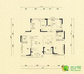 A―2户型 西苑1#楼