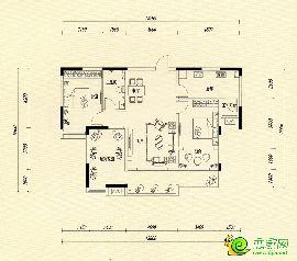 B-9户型 西苑2#楼