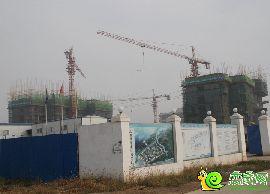 北湖十六峯工地实景图(2015.10.25)