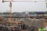 赵都新城12S地实景图(2015.10.24)