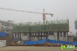 北湖十六峯工地实景图(2015.11.12)