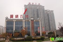 锦绣江南南区实景(2015.11.17)