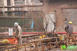 盛锦花园实景图(2015.12.09)
