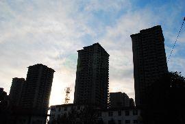 盛锦花园实景图