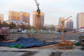 阳光新卓广场实景图(2015.12.16)