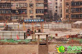 铂尔缦国际公馆实景图(2015.12.21)