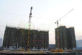 北湖十六峯工地实景图(2015.12.27)