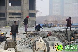 荣盛江南锦苑实景图(2015.12.29)