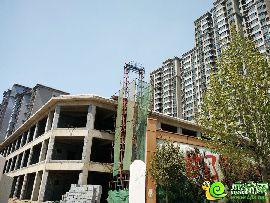 赵都新城S17地实景图(2016.4.9)