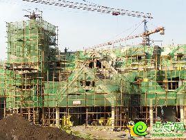 碧桂园·翡翠郡工地实景图(2016.05.05)