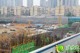勒泰家園工地實景圖(2016.05.21)