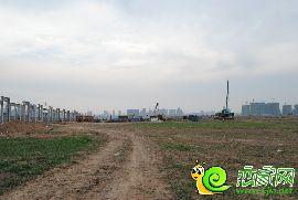 萬浩紅璽城工地實景圖(2016.5.18)