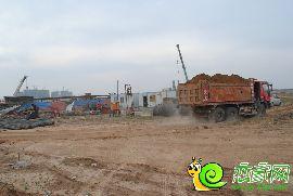万浩红玺城工地实景图(2016.5.18)