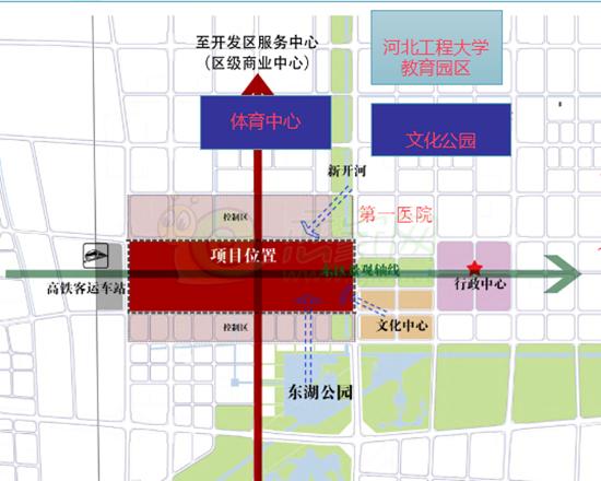 【独家爆料】解读东部新区如何影响邯郸未来走向