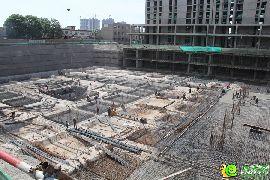 阳光新卓广场实景图(2016.5.13)