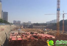 勒泰城实景图(2016.5.18)