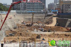 勒泰城实景图(2016.5.24)