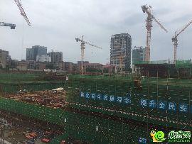 勒泰城工程进度(2016.6.22)