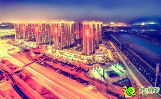 美的城与美的时代城:邯郸南部之光
