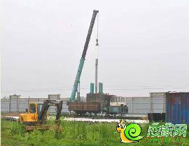 万浩红玺城工地实景图(2016.7.18)