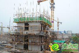 荣盛观邸项目工地实景图(2016.7.18)