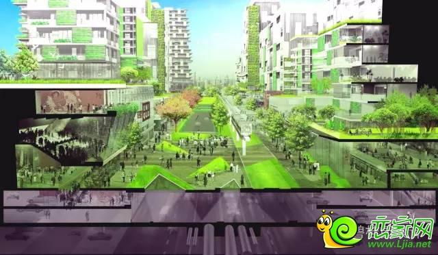 生态社区碧桂园森林城市重现两千多年奇迹建筑