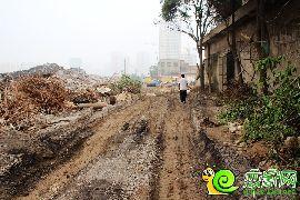 邯郸保利工地实景图