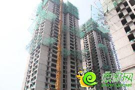 中央名都實景圖(2016.8.12)