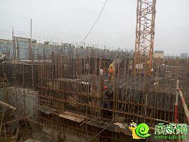 萬浩紅璽城工地實景圖(2016.8.15)