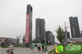 华信山水文苑二期实景图(2016.8.14)