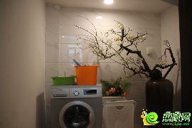 BJ240别墅样板房洗衣间