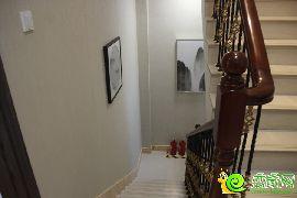 BJ240别墅样板房楼梯