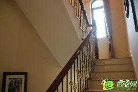 BJ260别墅样板房楼梯