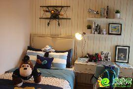 YJ118洋房样板间儿童间