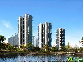 东方新城二期项目效果图
