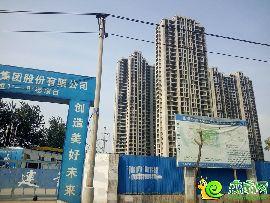 龙仕公园里工地实景(2016.9.5)
