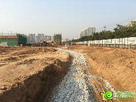 翡翠湾工地实景图(2016.10.1)